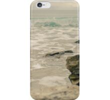 soft waves iPhone Case/Skin