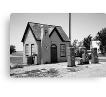 Route 66 - Phillips 66 Gas Station Canvas Print
