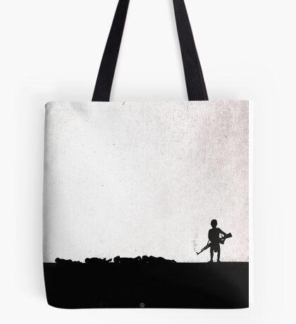 99 Steps of Progress - Education Tote Bag