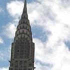 Chrysler Building by Abi Skeates
