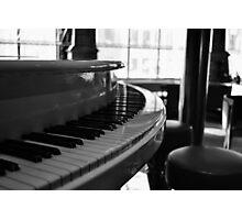 The Piano Bar Photographic Print