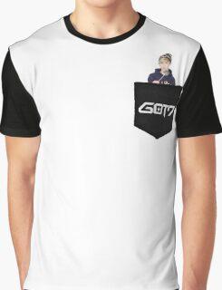 Pocket Idol - GOT7 Mark Graphic T-Shirt