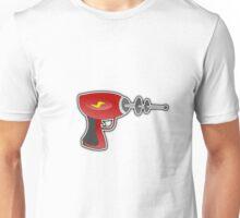 Laser gun Unisex T-Shirt