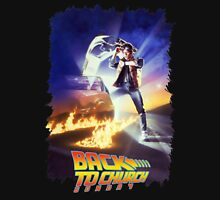 Back To The Future Vintage Movie Poster T-Shirt
