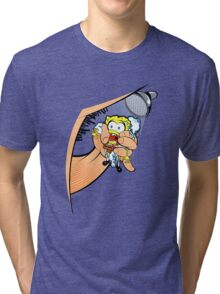 Dirty Sponge Tri-blend T-Shirt