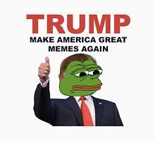 Donald Trump Pepe Frog Unisex T-Shirt