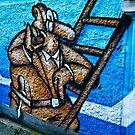Bremen Graffiti - Viertel by A.David Holloway