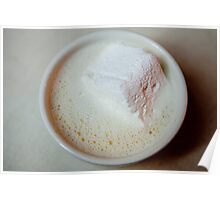 White Hot Chocolate Poster