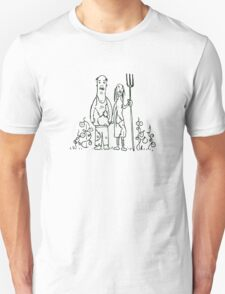 Wasteland Survival Guide - Farming - Fallout 4 Unisex T-Shirt