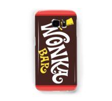 Wonka Chocolate Bar Samsung Galaxy Case/Skin