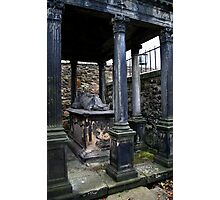 Greyfriar Rest Photographic Print