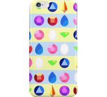 Gem Pattern/Steven Universe iPhone Case/Skin