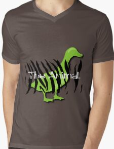 Duck - The Animal in YOU Mens V-Neck T-Shirt