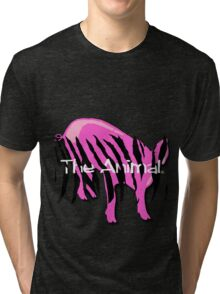 Pig - The Animal in YOU Tri-blend T-Shirt