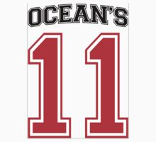 Ocean's 11 Kids Clothes