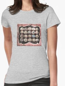 Fancy Lads Cakes Womens Fitted T-Shirt