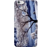 Cemetery -IR- iPhone Case/Skin