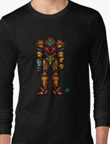 Samus Aran - The Metroid Slayer Long Sleeve T-Shirt
