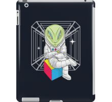 Travel Without Moving iPad Case/Skin