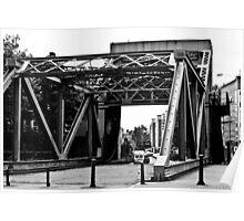 Rotherhithe Bridge Poster