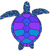 Sea Turtle by SydneyLudwick