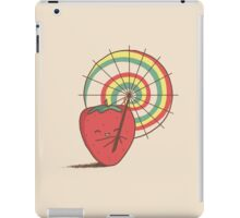 Strawberry Frye iPad Case/Skin