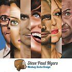 Digital Paintings Collection by StevePaulMyers