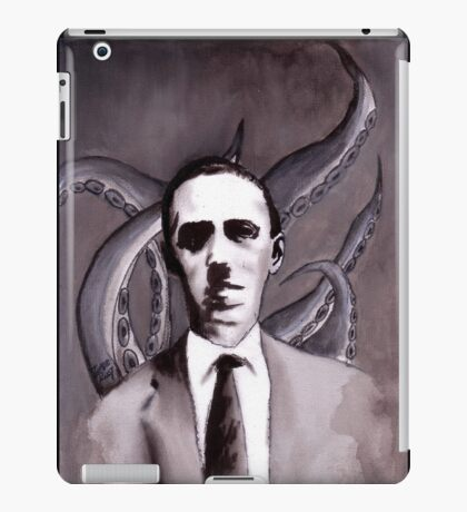 Shuddering At The Nameless Things iPad Case/Skin