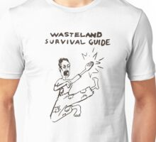 Wasteland Survival Guide - Cover - Fallout 4 Unisex T-Shirt