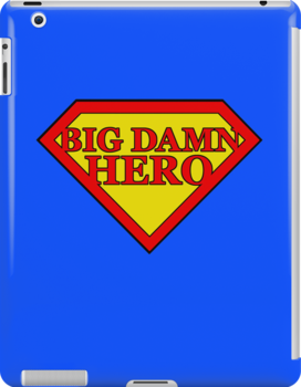 Big Damn Hero by perdita00