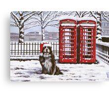 Christmas Special No.1 Canvas Print
