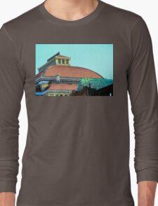 Troy Saving Bank Music Hall Long Sleeve T-Shirt
