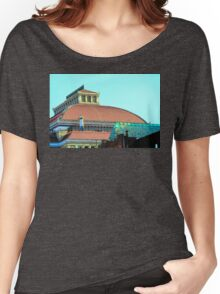 Troy Saving Bank Music Hall Women's Relaxed Fit T-Shirt