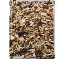 Wood Chippings iPad Case iPad Case/Skin