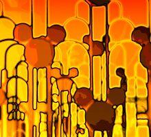 Molten Mickey by milkayphoto