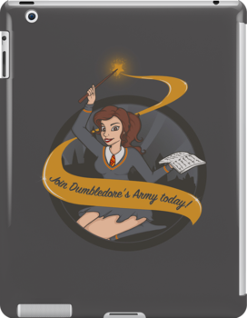 Join Dumbledore's Army today!  by perdita00