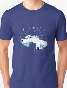 Wampa snow angel  Unisex T-Shirt