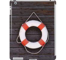 Life Belt iPad Case/Skin