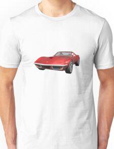 Red 1970 Corvette Unisex T-Shirt