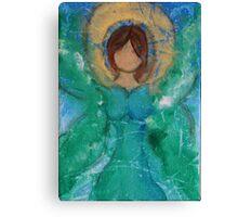 New Beginning Angel Canvas Print