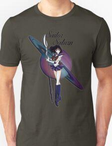 Sailor Saturn| with planet Unisex T-Shirt