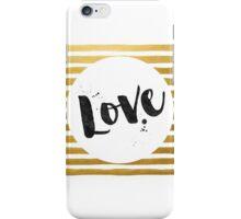 Love Design iPhone Case/Skin