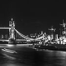 London Bridge by Fernando Lara Coutinho