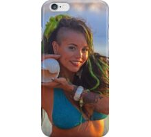 Mermaid Oshun iPhone Case/Skin