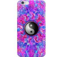 Ying and Yang iPhone Case/Skin