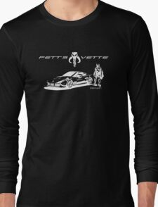 Fett's Vette Long Sleeve T-Shirt