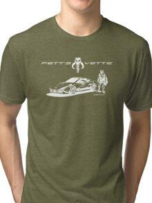 Fett's Vette Tri-blend T-Shirt