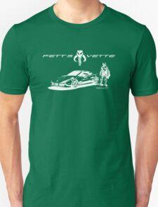 Fett's Vette Unisex T-Shirt