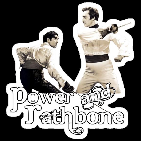 Power & Rathbone by Shazzynwa