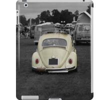 VW Beetle ipad case iPad Case/Skin